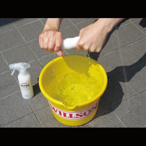 нанесение Willson PS Coat с водоотталкивающим эффектом